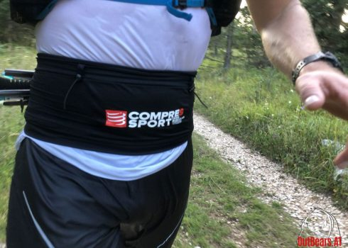 Compressport-Free Belt PRO-Laufgürtel